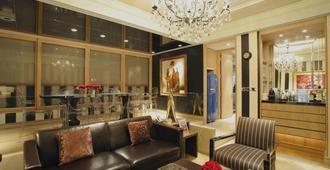 Hotel Eclat Taipei - Taipei City - Lounge