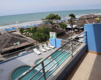 Hotel Atacames Inn - Atacames - Balkon