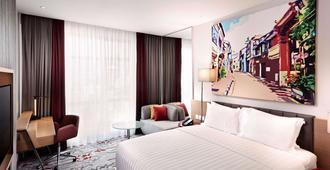 Mercure Kuala Lumpur Shaw Parade - Kuala Lumpur - Schlafzimmer