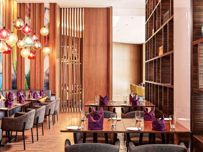 吉隆坡邵氏廣場美居酒店 - 吉隆坡 - 吉隆坡 - 餐廳