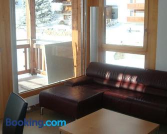 Apartment Bella Vista - Riederalp - Living room