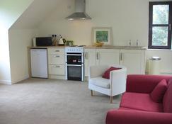 The Garden Apartment - St. Andrews - Kitchen