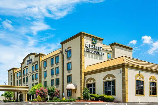 Quality Inn & Suites - Chattanooga - Gebäude