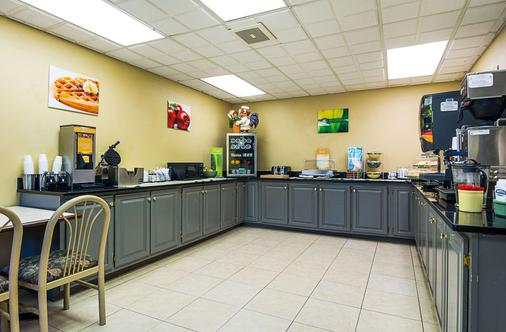 Quality Inn & Suites - Chattanooga - Buffet