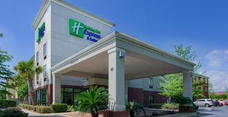 Holiday Inn Express & Suites Mobile West - I-65 - Mobile - Building