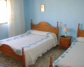Pensión Egea 1 - Puerto de Mazarron - Bedroom