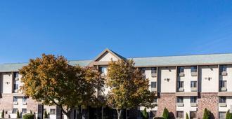 Quality Inn Downtown - Salt Lake City - Edificio