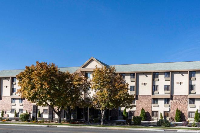 Quality Inn Downtown - Salt Lake City - Rakennus