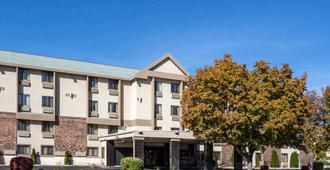 Quality Inn Downtown - Salt Lake City - Rakennus