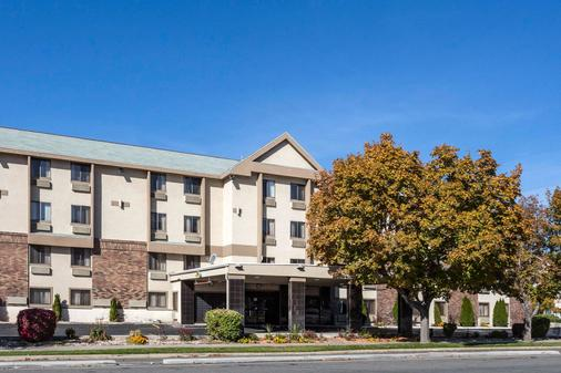 Quality Inn Downtown - Salt Lake City - Building