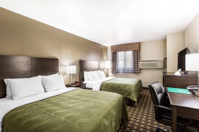 Quality Inn Downtown - Salt Lake City - Makuuhuone