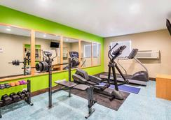 Quality Inn Downtown - Salt Lake City - Gym