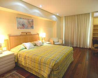 Constantino Hotel - Жуис-ди-Фора - Спальня