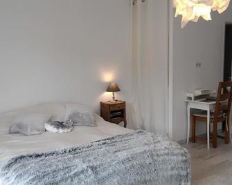 Les chambres de la Nouvelle Aliénor - Meyrals - Bedroom