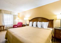 Rodeway Inn Metro Airport - Romulus - Bedroom