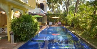 The Tubki Resort - Canacona - Pool
