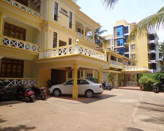 The Tubki Resort - Canacona - Gebäude