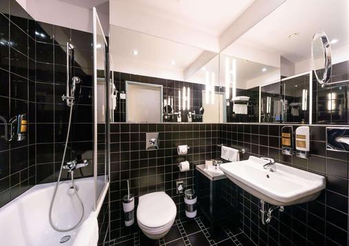 Grandium Prague - Prague - Bathroom