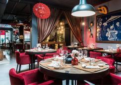 Staytion - Mannheim - Restaurant
