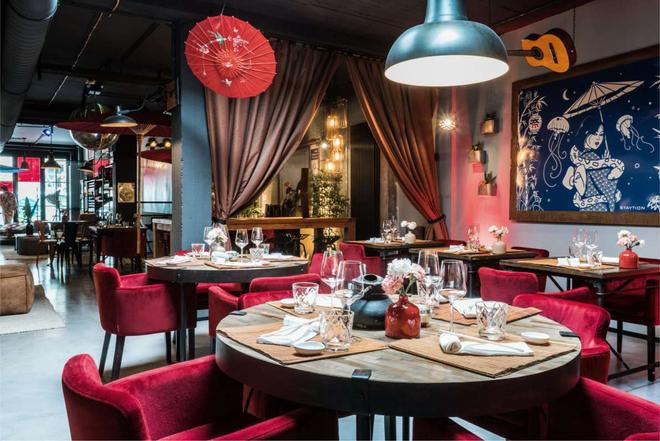 Staytion - Mannheim - Nhà hàng