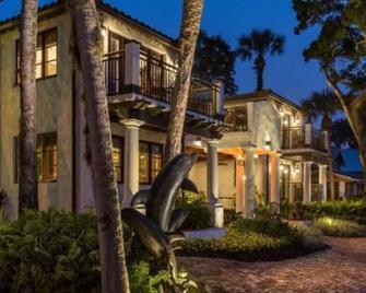 Black Dolphin Inn - New Smyrna Beach - Edificio