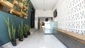 Aldea Hostel - Cordoba - Front desk