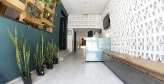 Aldea Hostel - קורדובה - דלפק קבלה