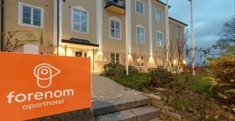 Forenom Aparthotel Stockholm Bromma - Stockholm - Building