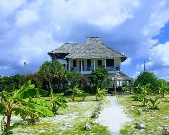 Villa Bwejuu - Bwejuu - Building