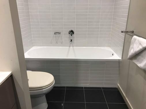 Akom Docklands - Melbourne - Μπάνιο
