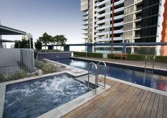 Akom Docklands - Melbourne - Πισίνα