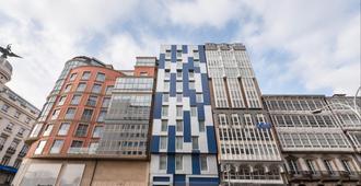 Eurostars Blue Coruña - La Corunha - Vista externa