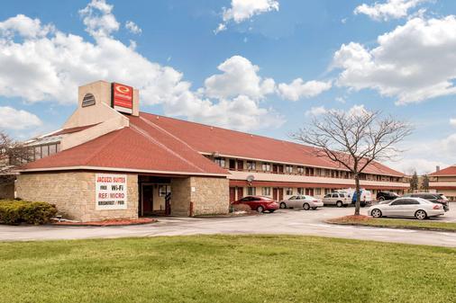 Econo Lodge - Holland - Gebäude
