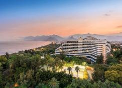 Rixos Downtown Antalya - Antalya - Edificio