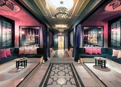 安塔利亞萊克梭斯市中心酒店 - 安塔利亞 - 安塔利亞 - 大廳