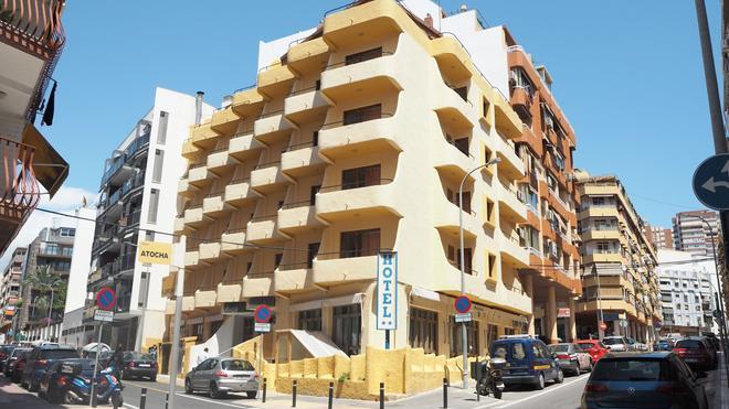 Hotel Andalucía - Benidorm - Bygning