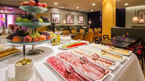 Best Western Plus Time Hotel - Tukholma - Buffet