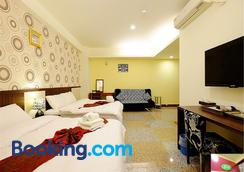 Anqing 67 Homestay - Taitung City - Bedroom