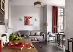Aparthotel Adagio Strasbourg Place Kleber - Στρασβούργο - Σαλόνι