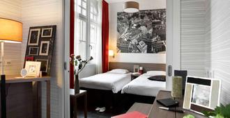 Aparthotel Adagio Strasbourg Place Kleber - Strasbourg - Makuuhuone