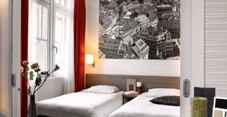Aparthotel Adagio Strasbourg Place Kleber - Strazburg - Yatak Odası