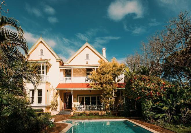 Hacklewood Hill Country House - Πορτ Ελίζαμπεθ - Κτίριο
