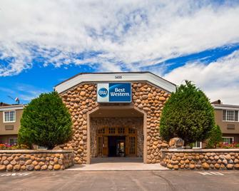 Best Western Mountain View Inn - Springville - Gebouw