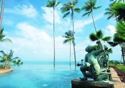 蘇梅島安納塔拉博普渡假村 - 蘇梅島 - 蘇梅島 - 游泳池