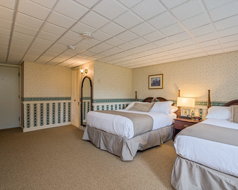Coachman Inn - Kittery - Bedroom