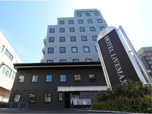 Hotel Livemax Tokyo Shiomi Ekimae - Tokyo - Toà nhà