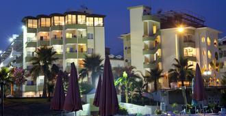 克里桑特姆酒店 - 式 - 阿蘭雅 - 阿拉尼亞 - 建築