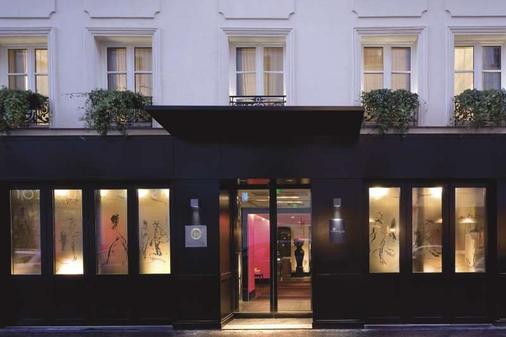 Hôtel Les Jardins De La Villa - Pariisi - Rakennus