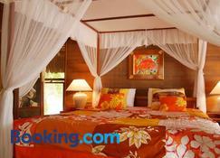 villa ahuna - Vaitape - Bedroom