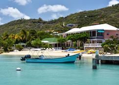 Catamaran Hotel Marina - English Harbour - Outdoor view